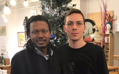 Improving skills and connecting with people – one student's work placement at Cognitive Paths
