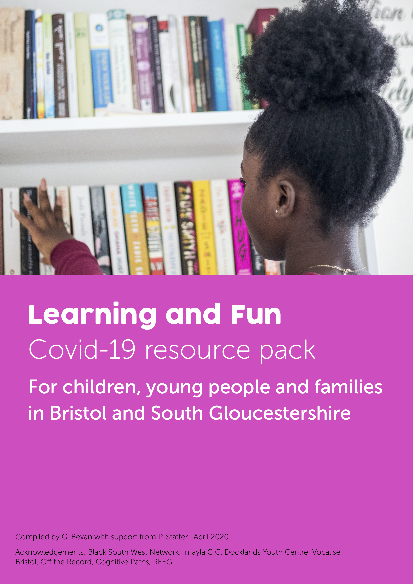 Covid-19 Educational Resource Pack